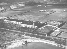 Gravel Pit at Riverside Lands, Cherry Blossom Factory on Dukes Meadows 1924 to 1937