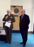 Cllr Paul Lynch and Cllr John Chatt